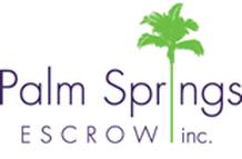 Palm Springs Escrow